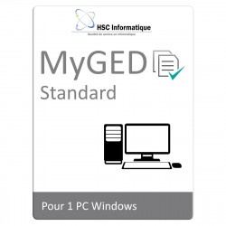 MyGed Standard 1 licence +...